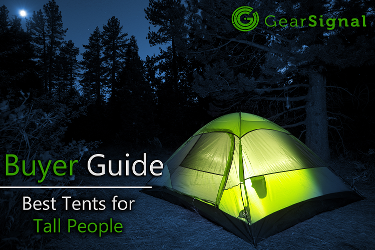 ... Tents for Tall People. View Larger Image & Best Tents for Tall People - Gear Signal