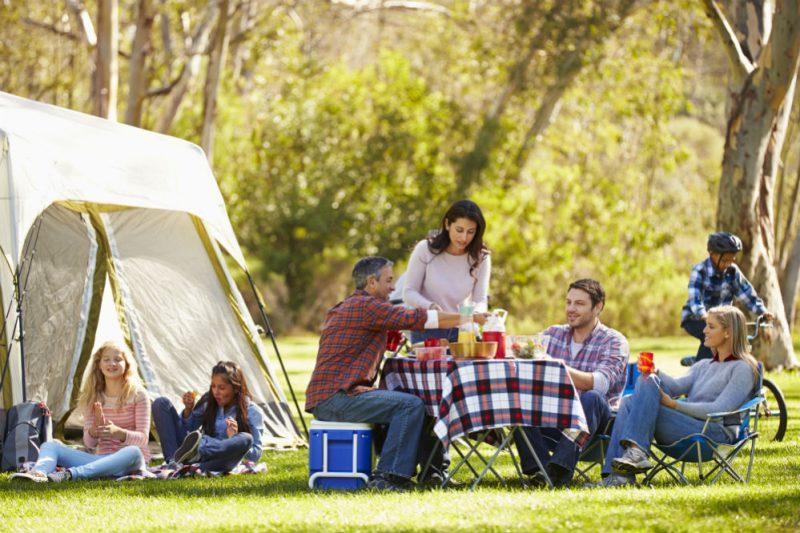 Ozark Trail Basecamp 14 Person Cabin Tent