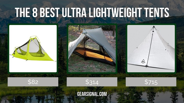 ... Best Ultralight Tents. View Larger Image & The Best Ultralight Tents