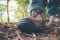 Hiking boots vs Trail Runner Shoes