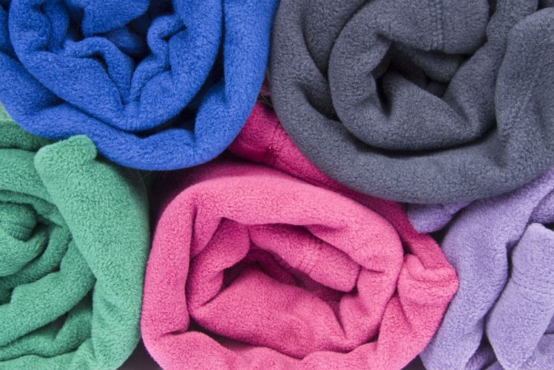 Polar fleece vs Micro Fleece