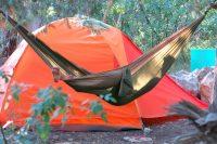 Hammock vs Tent Camping