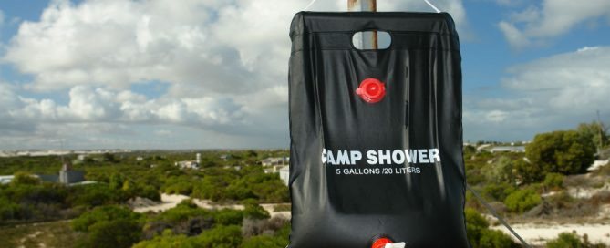 Best Portable Shower for Camping