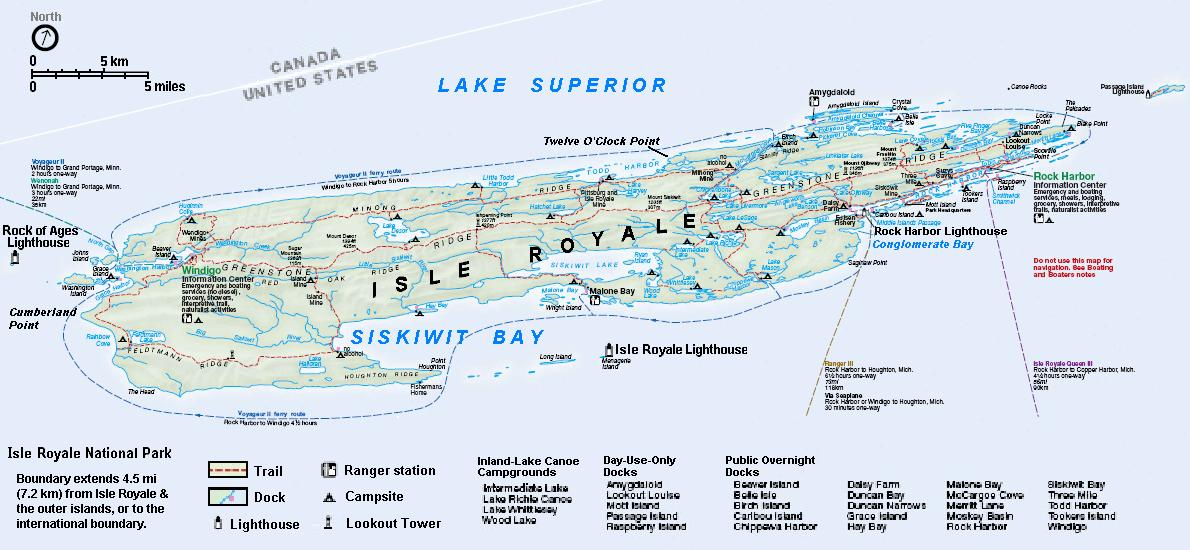 Everything You Need to Know to Backpack Isle Royale - [2019