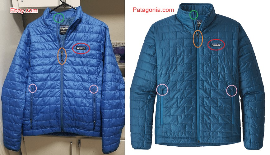 patagonia nano puff jacket is it real