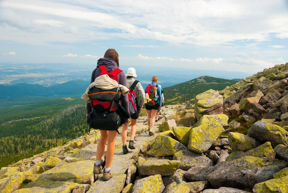 Backpacking without Toilet Paper